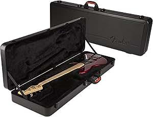 fender bass guitar case black musical instruments