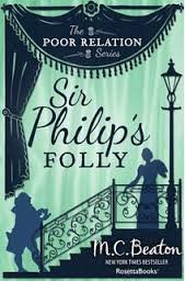 book cover of Sir Philip\'s Folly