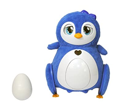 IloveRobots Penbo The Lovable Penguin (Blue)