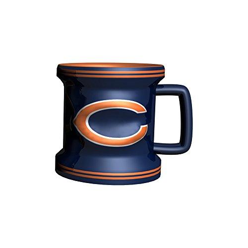 NFL Chicago Bears Sculpted Mini Mug, -