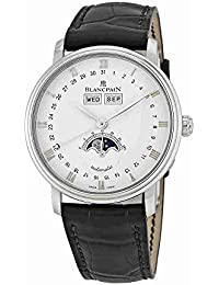 Quantieme Complet White Dial Moon Phase Automatic Mens Watch 6263-1127-55B