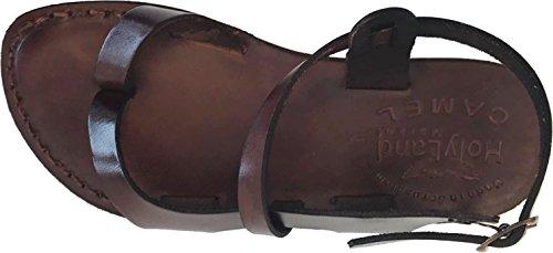 Holy Land Market Women/Girls Biblical Sandals (Jesus - Yashua) Mary Magdalene Style I - EU 39 by Holy Land Market (Image #1)