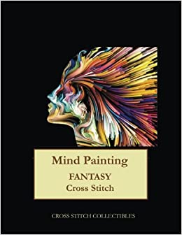 Mind Painting: Fantasy cross stitch pattern