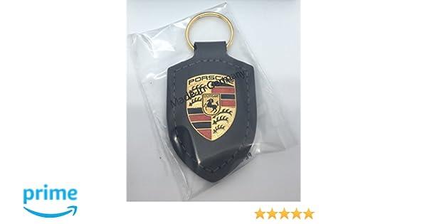 Porsche llavero Escudo