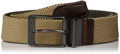 NIKE Men's Reversible Stretch Woven, Cargo Khaki, M