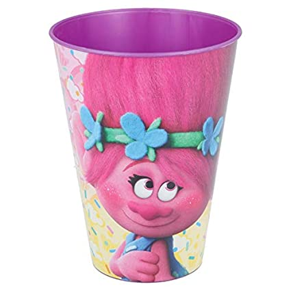 Stor Vaso Easy 430 ML. Trolls