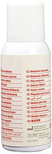 Medical Adhesive, Medical Adh Spray 3.2 oz, (1 EACH, 1 EACH)