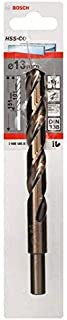 Bosch Professional 2608585874 Metal Drill bits HSS-Co, DIN 338, Bronze, 2.0 x 29 x 49 mm