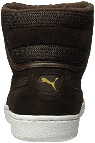 Puma mujer marrón de Twill Vikky Mid 02 Coffee bajas Sfoam braun zapatillas deporte color para Coffee Braun rqzfrw1