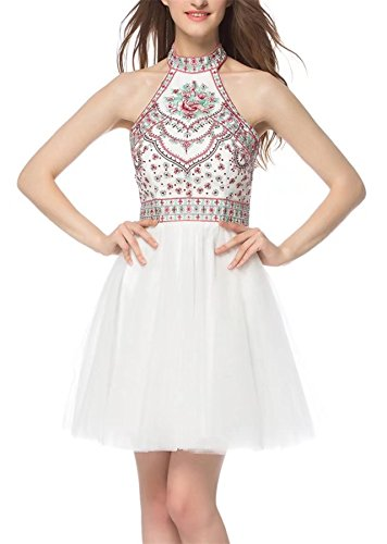 LOVIERA Women Homecoming Dresses Short Prom Dress Evening Gowns ...