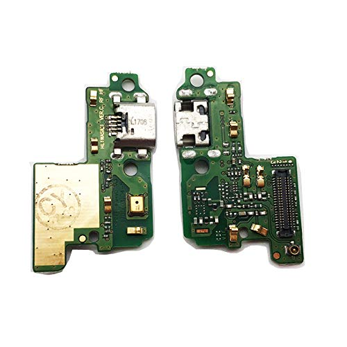 USB Charger Ribbon USB Dock Charging Port Dock Connect Connector Flex Cable Huawei P10 Lite by Generic