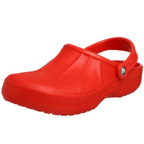 Crocs Relief Clog,Red,Men's 10 M/Women's 12 M - Crocs Relief