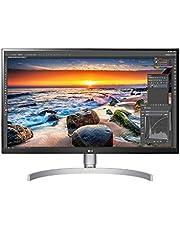 LG 27UL850-W 68, 58 cm (27 tum) UHD 4K IPS-skärm (HDR10, USB Type-C, 99% sRGB, AMD Radeon FreeSync), svart vit