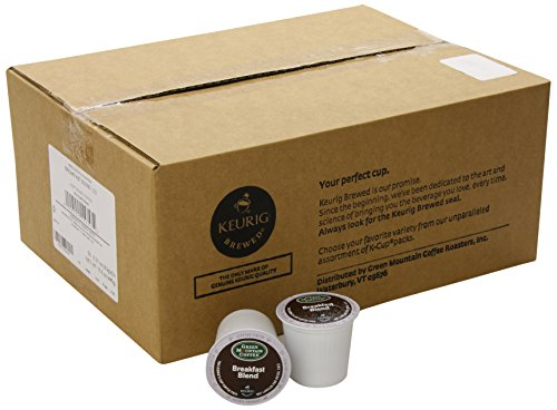 Top Cup Pack : Keurig green mountain coffee breakfast blend k cup