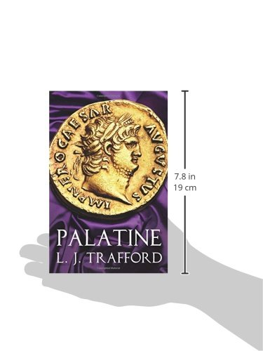 Palatine: The Four Emperors Series (The Karnac Library