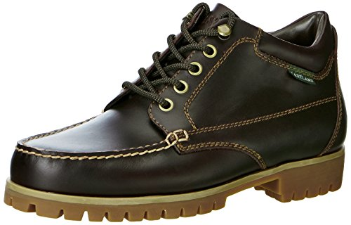 Eastland Men's Brooklyn Boot,Burgundy Leather,10.5 D US