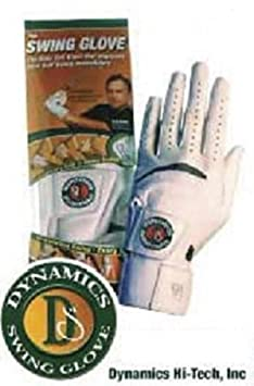 Protech Dynamics Golf Swing Glove Medium MLH Training Aid