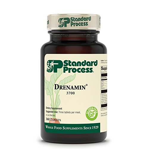 Standard-Process-Drenamin-Supports-Immune-System-Function-Energy-Production-and-Balanced-Mood-Source-of-Antioxidant-Vitamin-C-Riboflavin-Niacin-and-Vitamin-B6-Gluten-Free-360-Tablets