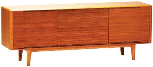 Caramelized Finish (GREENINGTON LLC G0025 Currant Bamboo Sideboard,)