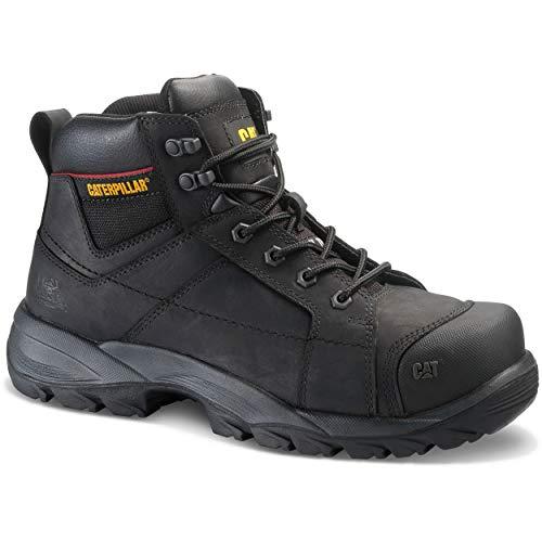 Caterpillar Men's Crossrail Steel Toe Work Boot