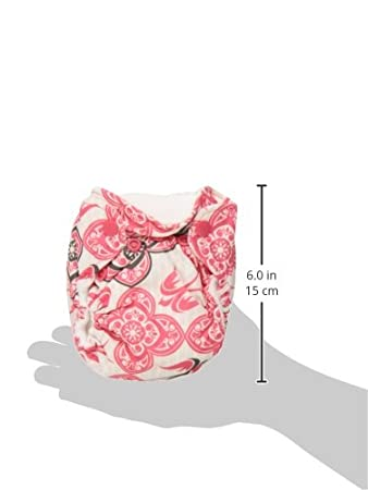 Lil Joey 2-Pack All in One Cloth Diaper Scarlet