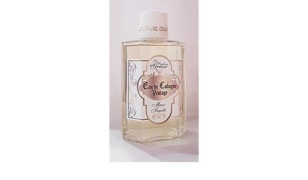Les parfums de Grasse - agua de colonia Vintage - aroma a ...