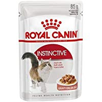 Royal Canin Adult Instinctive Gravy Wet Pouch, 85g