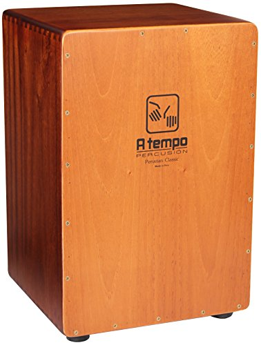 A Tempo Percussion Peruvian Classic Cajon