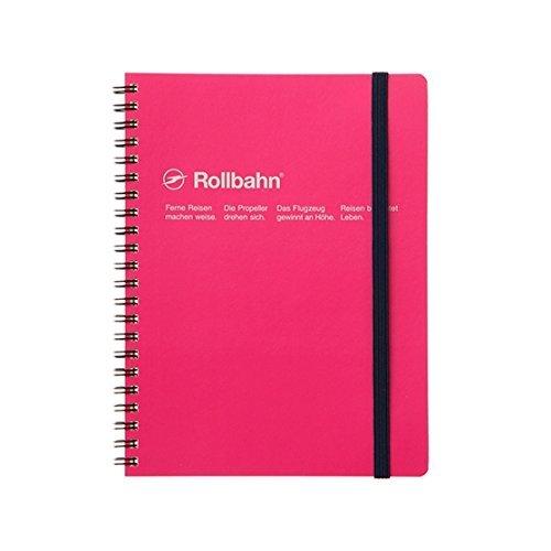 Roruban Pocket Memo A5 Rose by Roruban