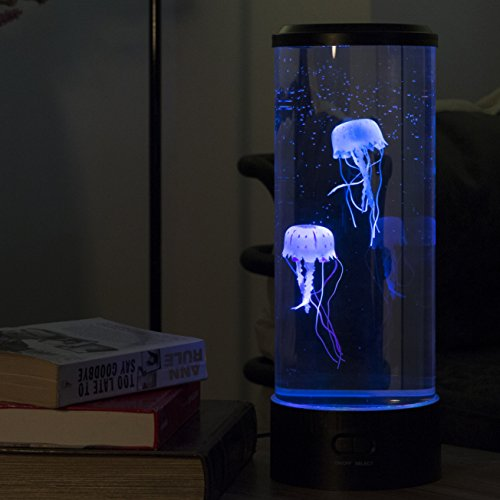 Jellyfish Lava Lamp Beauteous EPABO Large Jellyfish Lava Lamp Round With 60 Color Changing Light