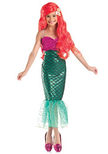Sweet Little Mermaid Kids Costume (Little Mermaid Kids Costume)