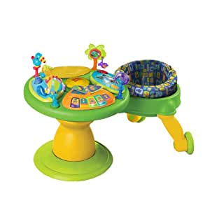Bright Starts Around We Go Activity Station, Tropical Fun (Discontinued by Manufacturer)