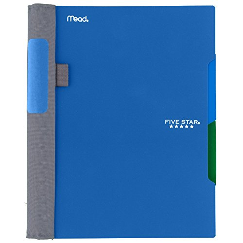 - Five Star Advance Spiral Notebook, 2 Subject, College Ruled Paper, 100 Sheets, 9-1/2