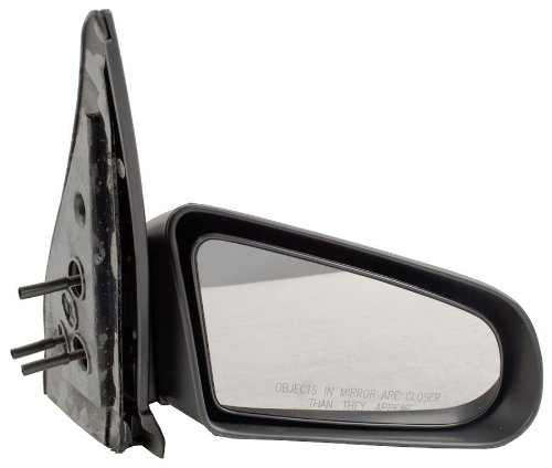 OE Replacement Saturn S-Series Passenger Side Mirror Outside Rear View (Partslink Number GM1321142)
