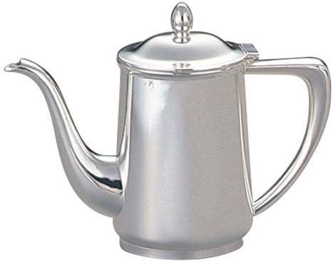 洋白3.8μ小判型コーヒーポット 10人用