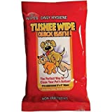 Quick Bath Tushee Wipe 30 Count for Dogs & Cat