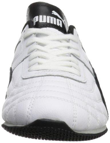 Sneaker Di Puma Uomo Messico In Pizzo Bianco / Nero