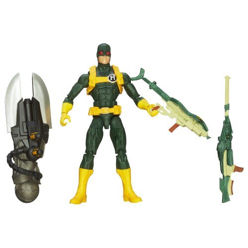 Captain America Marvel Legends Agents of Hydra Action Figure Hydra Soldier, 6 Inches (Hydra Marvel Legends compare prices)