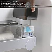 ViaGasaFamido Boîte de Papier de Toilette Matériel ABS Sac ...