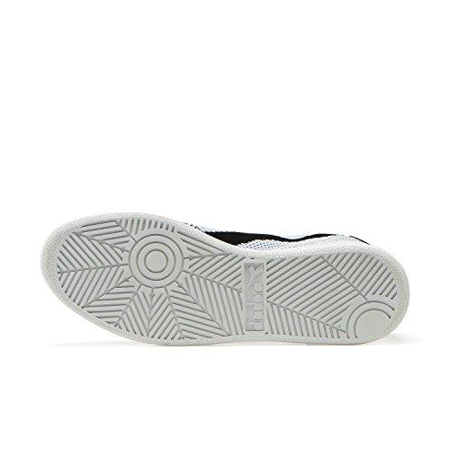 C0351 Bianco Sneaker Elite Weave Uomo Diadora B nero UnwYqTnX