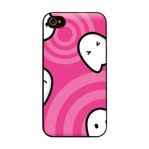 Diabloskinz H0026-0016-0005 Pink Ghost Schutzhülle für Apple iPhone 4/4S