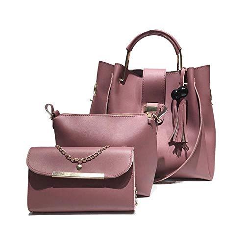 Mangetal, Borsa a mano donna taglia unica, Hot Pink (Rosa) - GBUKQMY194185 Taro Purple