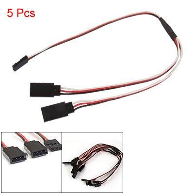 gino-5-pcs-remote-control-y-servo-extension-cord-cable-wire