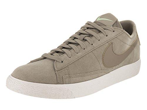 NIKE Herren Blazer Low Skate Schuh Khaki / Khaki / Frische Minze / Segel