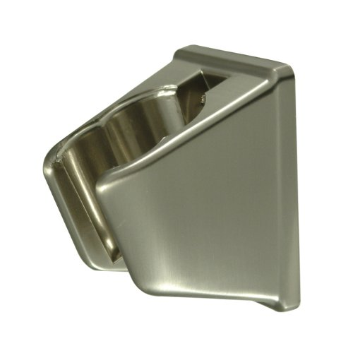 Kingston Brass K175A8 Designer Trimscape Showerscape Handheld Shower Wall Mount Bracket, Satin Nickel Personal Hand Shower Holder