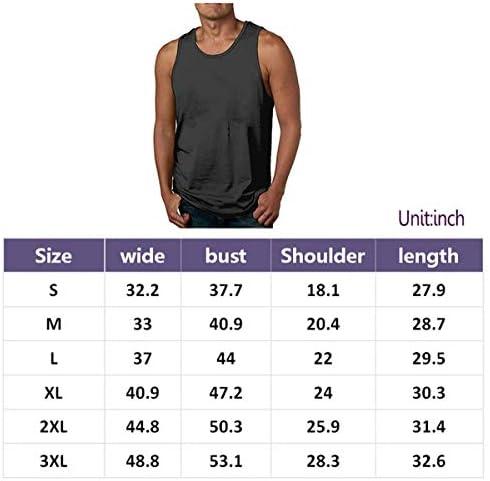 SDTSHOP - Camiseta sin mangas para hombre Gris ^^ 54: Amazon ...