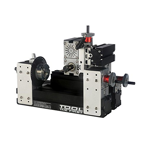 High Power Metal Gear Milling Machine DIY Model Mill 12000r/min 60W