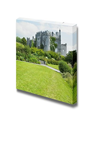 wall26 - Canvas Prints Wall Art - Birr Castle, County Offaly, Ireland   Modern Wall Decor/Home Decoration Stretched Gallery Canvas Wrap Giclee Print. Ready to Hang - 24