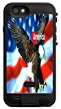 I Love America Quote USA Flag with Eagle Design Print Image Lifeproof Fre Power iPhone 6 VINYL STICKER DECAL WRAP SKIN