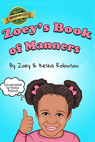 Zoey's Book of Manners